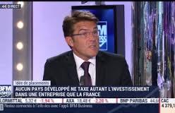 La France est-elle vraiment le pays qui taxe le plus les transmissions ?