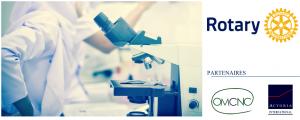 ACTORIA est partenaire du ROTARY sur l'innovation médicale