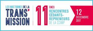 Retrouvez ACTORIA aux Nocturnes de la Transmission 12/12/2017 (CCI Marseille-Provence)