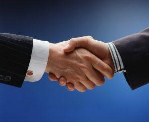 Protocole d'accord pour la transmission de PME